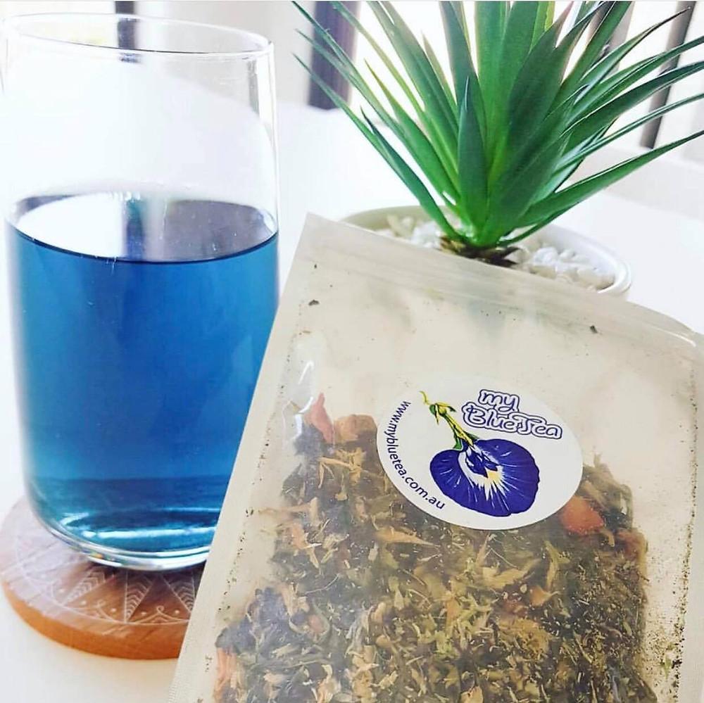 Turmeric | Butterfly Pea | Blue Tea