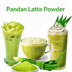 PANDAN SHAKE-A-SHAKE - INTRODUCING PANDAN LATTE POWDER