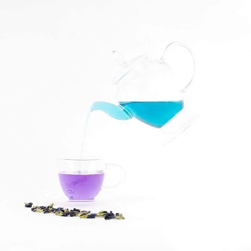 Butterfly Pea Tea | Blue Tea | Clitoria Ternatea