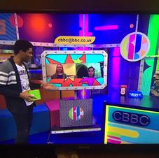 Alice on CBBC
