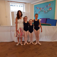 Dance Exams 2019