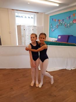 Ballet Exam Grade 1