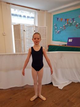 Grade 1 Ballet Exam
