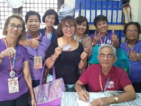 Purple Fridays in support to National Women's Month 2019