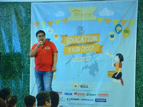 EDUCATION FAIR 2017 for SENIOR HIGH SCHOOL