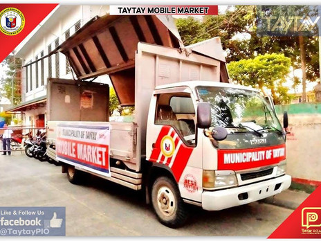 The Taytay Mobile Market
