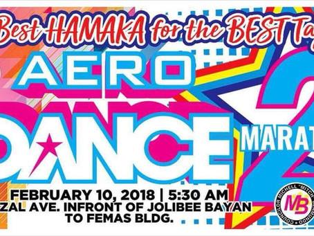 WATCH OUT FOR THE BEST AERO DANCE MARATHON!!!