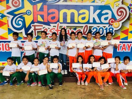 Palarong Pinoy 2018 - Hamaka Festival
