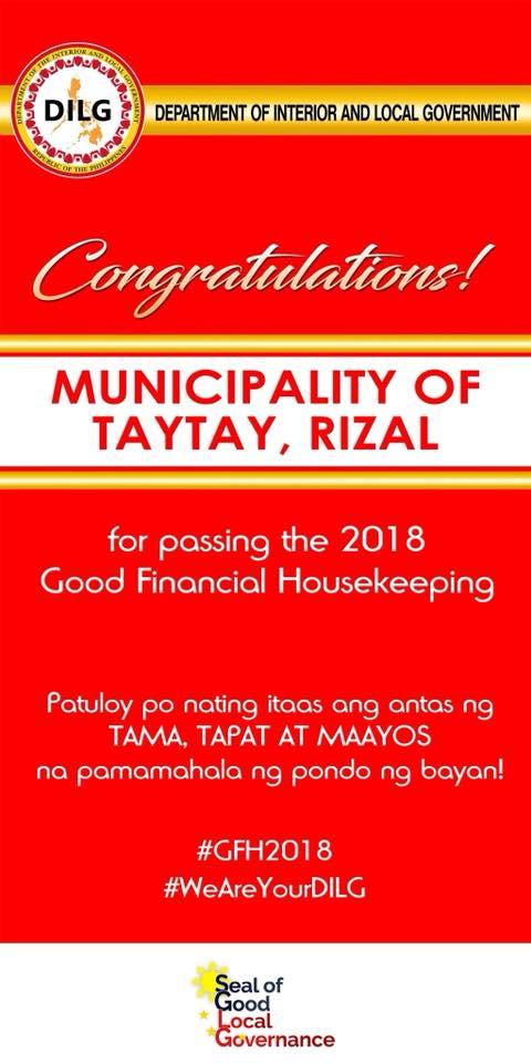 Good Financial Housekeeping Award