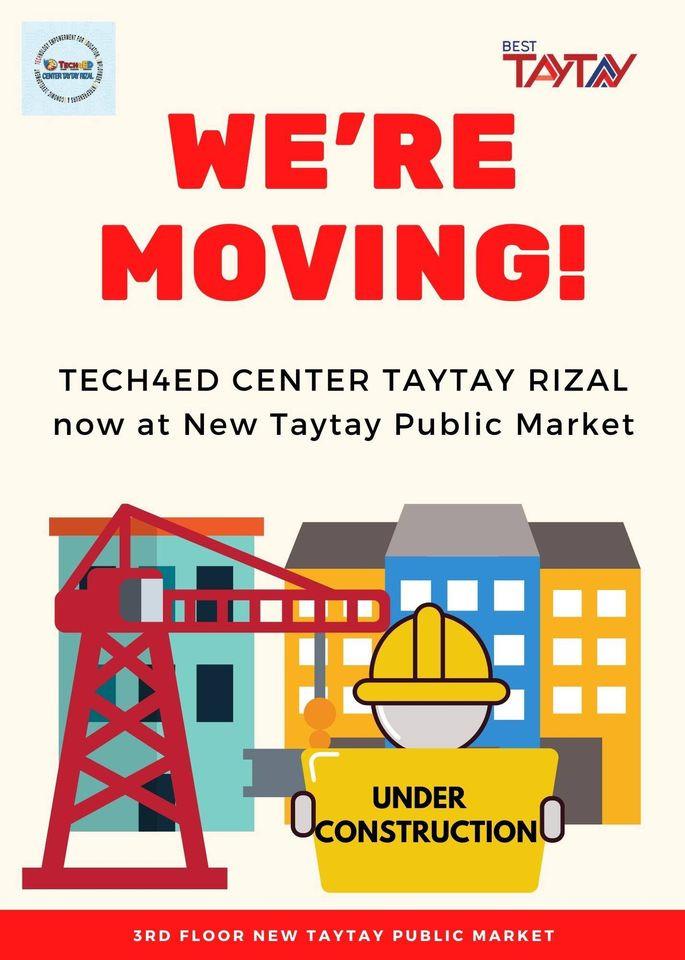 Courtesy: Tech4Ed Center - Taytay