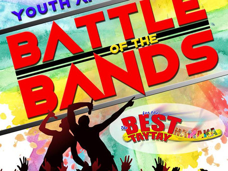 HAMAKA FESTIVAL YOUTH NIGHT 2018 BATTLE OF THE BANDS RULES AND REGULATIONS