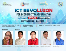 Convergence of Luzon ICT Champions Conference 2021