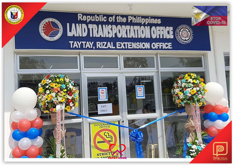 LTO's Newest Extension Office in Our Municipality