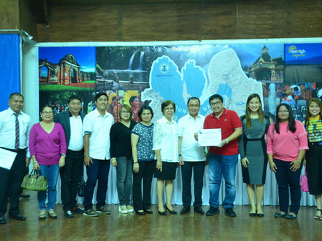 AWARDING OF SEAL OF CHILD FRIENDLY LOCAL GOVERNANCE