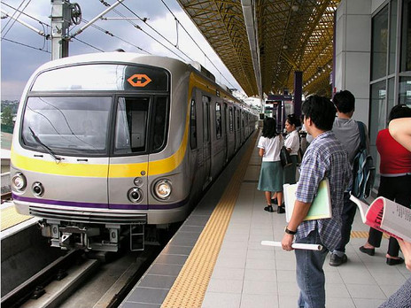 LRT Line 2 Fully Resumes Its Operations With Limitations and Restrictions