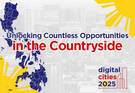 Taytay as one of the Digital Cities