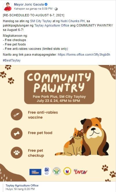 The Community Pawntry