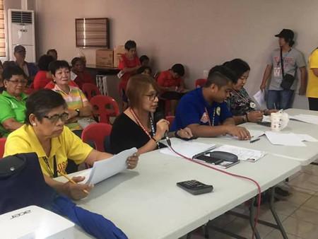 GALING AT TALINO NG ATING MGA SENIOR CITIZENS IPINAMALAS!!!