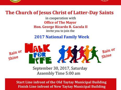WALK for LIFE Fun RUN!!
