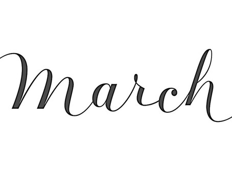 Year End Report: March
