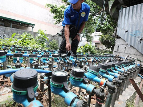 Conserve Water as Rotational Water Service Interruption Continues