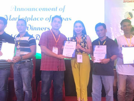 #BestTech4Ed for #BestTaytay. Great job to our Center Manager Raffy Magsino.