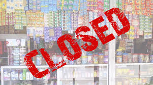 Cessation of Operations of Sari-Sari Stores in the Municipality