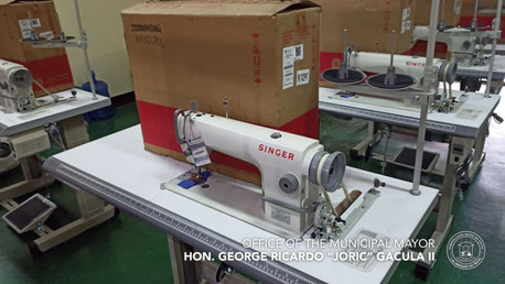 Sewing Machines For Livelihood Program
