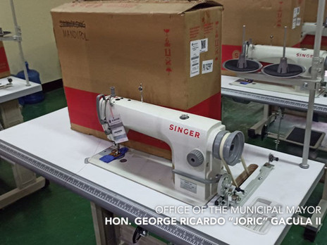 Sewing Machines For Livelihood Program
