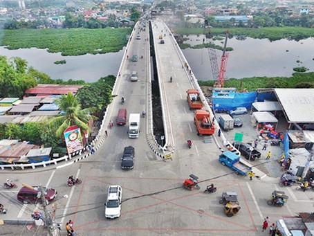 Now Open: The Newly Rehabilitated Barkadahan Bridge