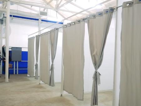The Taytay Quarantine Facility