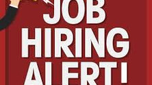 Job Opening for Sales Associate