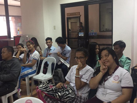 1st Meeting for National Children's Month