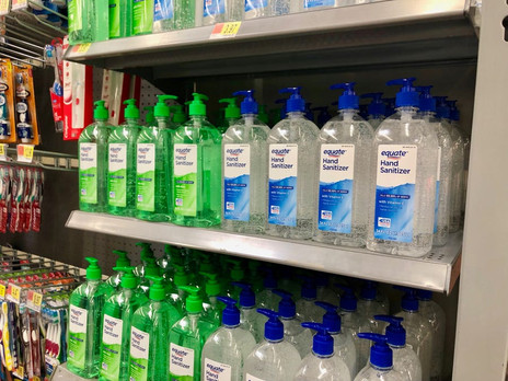 Universal Robina Corporation To Sell Alcohols Against Pandemic
