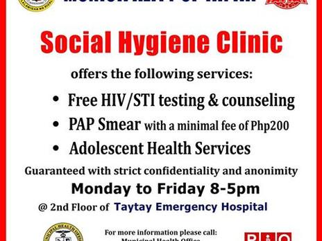 Social Hygiene Clinic