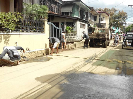 Ma.Clara Street, San Isidro General Cleaning