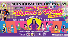 Juana Laban Sa Pandemya: Kaya! National Women's Month Batch Celebration