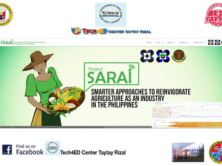 Agricultural sector - Project SARAI