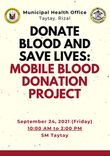 Donate Blood and Save Lives: Mobile Blood Donation