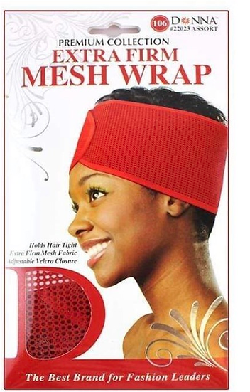 DONNA | Premium Collection Extra Firm Mesh Wrap - 22023AST