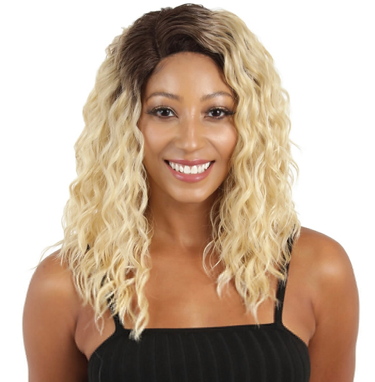 NBS-I1996 Swiss Lace Front Wig