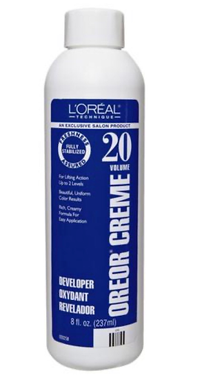 L'Oreal Volume Creme Developer 8oz