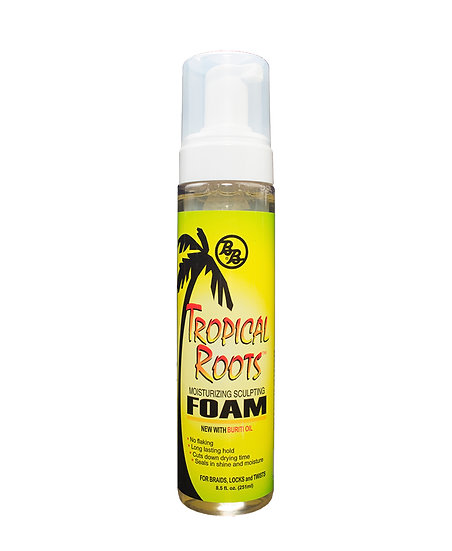 Tropical Roots Foam