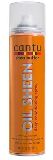 Cantu Oil Sheen Deep Conditioning Spray