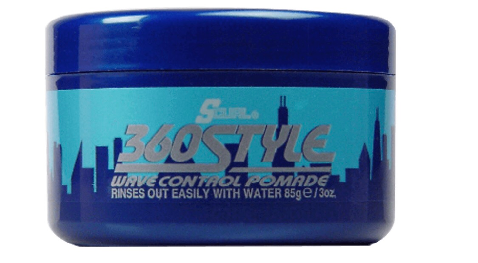SCurl® 360 Style Pomade 3 oz