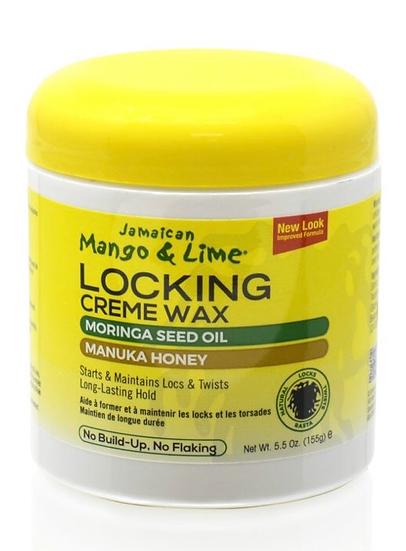 Jamaican Mango & Lime Locking Creme Wax 5.5oz
