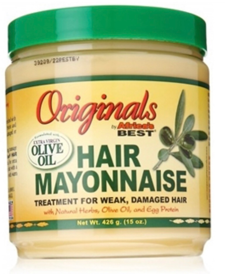 Africa's Best Organics Hair Mayonnaise 15 oz