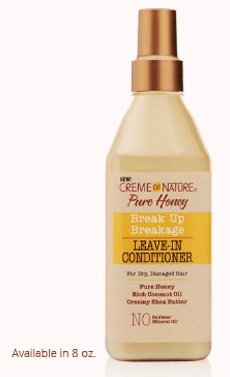 Creme of Nature Break Up Breakage Leave-In Conditioner