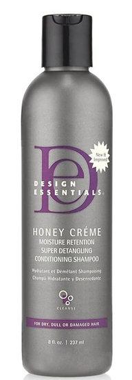 Honey Creme Moisture Retention Shampoo 8oz