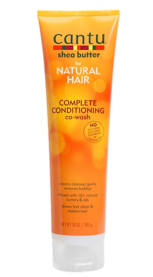 Cantu Complete Conditioning Co-Wash